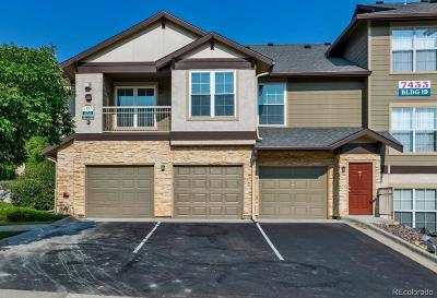 Littleton Condo/Townhouse Active: 7433 South Quail Circle #1921