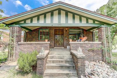 Washington Park Single Family Home Under Contract: 1290 South High Street