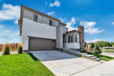 Commerce City Single Family Home Active: 17256 East 108th Place