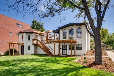 Golden Single Family Home Sold: 1307 Cheyenne Street
