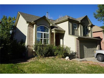 Denver Single Family Home Active: 14465 East 50th Avenue