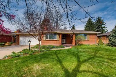 Aurora Single Family Home Active: 571 Nome Street