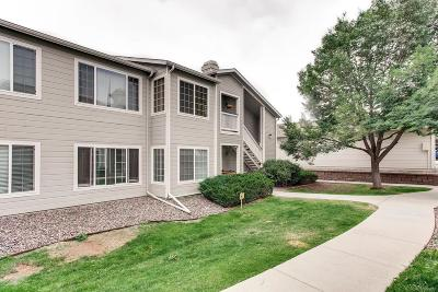Highlands Ranch Condo/Townhouse Under Contract: 8447 Thunder Ridge Way #101