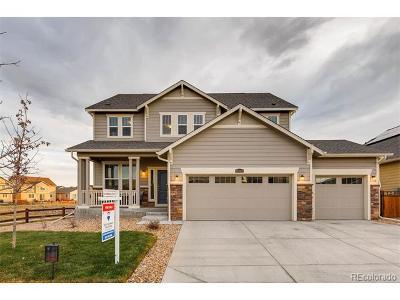 Parker Single Family Home Active: 15342 Grasslands Drive