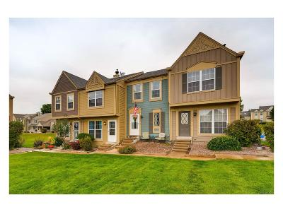 Parker Condo/Townhouse Under Contract: 19738 Applewood Court