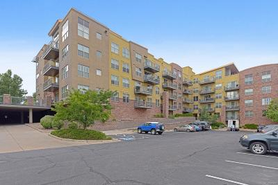 Englewood Condo/Townhouse Active: 9079 East Panorama Circle #312