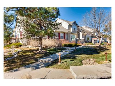 Highlands Ranch, Lone Tree Condo/Townhouse Under Contract: 6339 Trailhead Road