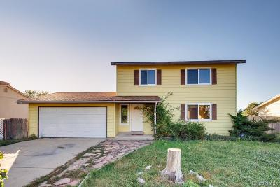 Broomfield Single Family Home Active: 13330 Grove Way