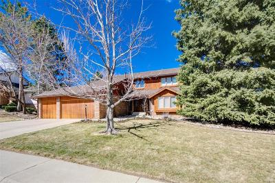 Greenwood Village Single Family Home Under Contract: 9535 East Lake Avenue