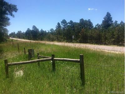 Elbert County Residential Lots & Land Active: 34050 Forest Park Drive