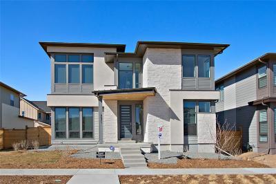 Denver Single Family Home Active: 6071 Chester Street