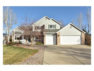 Littleton Single Family Home Under Contract: 5430 South Zinnia Court