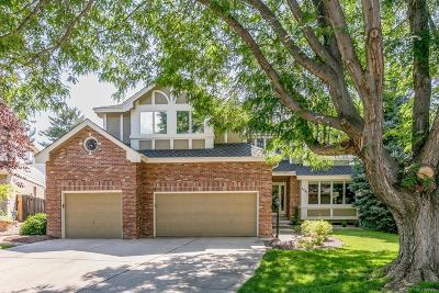 Littleton Single Family Home Under Contract: 7741 South Windermere Street