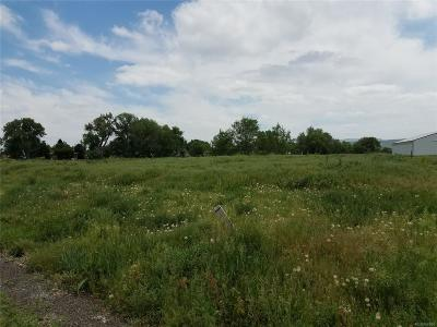 Golden Residential Lots & Land Under Contract: 15480 West 55th Avenue