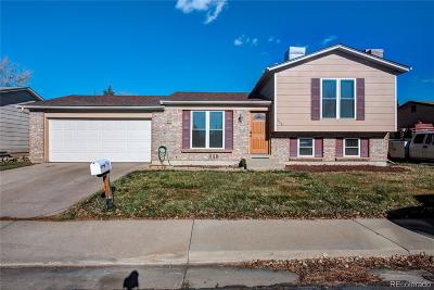 Broomfield Single Family Home Active: 939 Lilac Street
