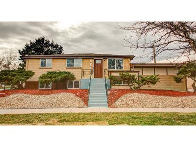 Denver Single Family Home Active: 1430 East Iowa Avenue