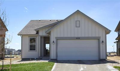 Weld County Single Family Home Active: 4572 North Bend Way