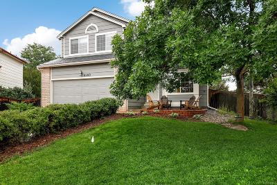 Highlands Ranch Single Family Home Under Contract: 6182 Willowmore Court