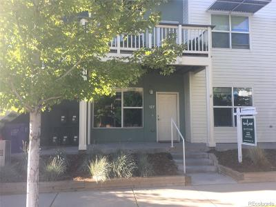 Stapleton Condo/Townhouse Active: 2848 Syracuse Street #127