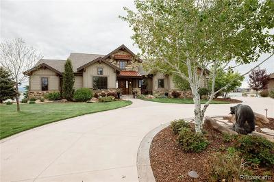 Timnath Single Family Home Active: 3071 Majestic View Drive