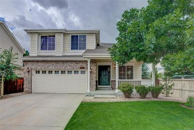 Parker Single Family Home Under Contract: 16524 High Desert Way