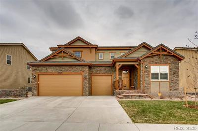 Broomfield Single Family Home Active: 15982 Lookout Point