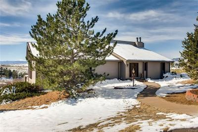 Littleton Single Family Home Under Contract: 10416 North Chatfield Drive