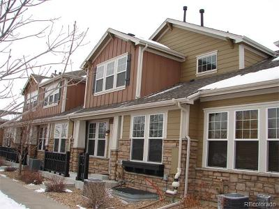 Broomfield CO Condo/Townhouse Sold: $318,000