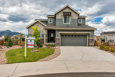 Arvada Single Family Home Under Contract: 9425 Ingram Street