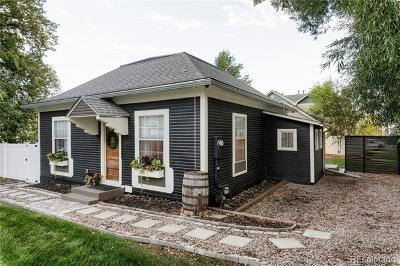 Fort Collins Single Family Home Active: 813 East Prospect Road