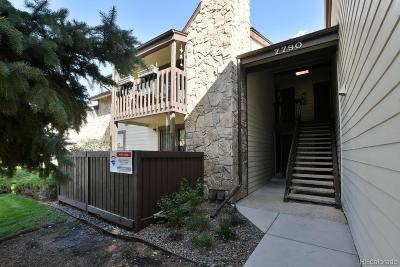 Arvada Condo/Townhouse Active: 7790 West 87th Drive #K