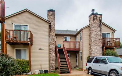 Lakewood Condo/Townhouse Active: 6880 West Mississippi Avenue #D