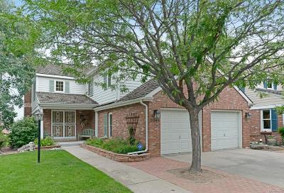 Centennial Single Family Home Under Contract: 7049 South Locust Place