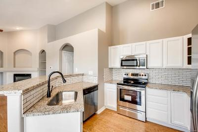 Castle Rock Condo/Townhouse Active: 671 Canyon Drive