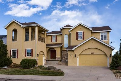 Highlands Ranch Single Family Home Under Contract: 2807 Timberchase Trail