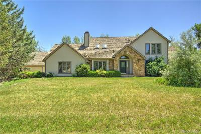 Niwot Single Family Home Active: 7288 Meadow Lane