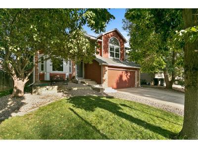 Longmont Single Family Home Under Contract: 706 Buchanan Lane