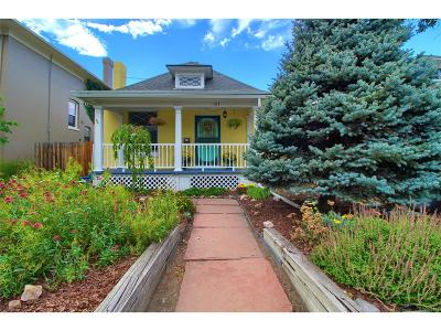 Single Family Home Sold: 515 South Lincoln Street
