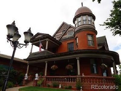 Pueblo Single Family Home Active: 501 Colorado Avenue