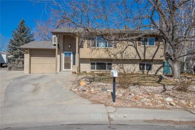 Greeley Single Family Home Under Contract: 3129 21st Avenue Court