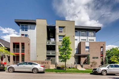 Denver Condo/Townhouse Active: 2900 Wyandot Street #103