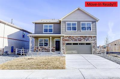 Castle Rock Single Family Home Active: 6075 Sun Mesa Circle