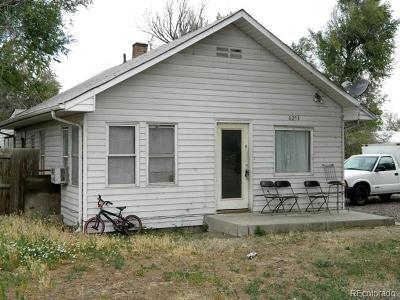 Commerce City Single Family Home Active: 8251 Brighton Road