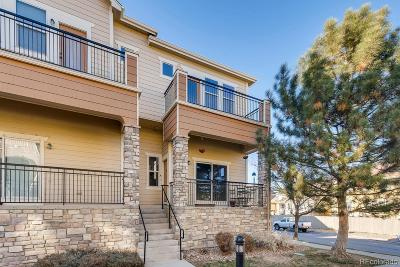 Commerce City Condo/Townhouse Active: 11250 Florence Street #15A