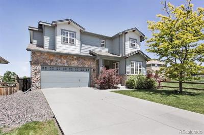 Castle Rock Single Family Home Active: 3002 Willowrun Drive