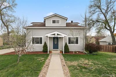 Wheat Ridge Single Family Home Active: 9700 West 38th Avenue
