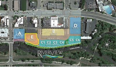 Residential Lots & Land Active: 446 Yampa St. - Riverview Parcel E