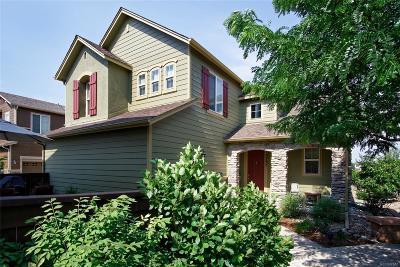 Highland Walk Single Family Home Under Contract: 10597 Ashfield Street