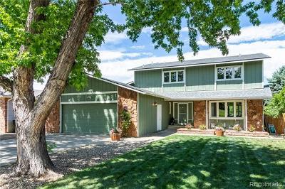 Longmont Single Family Home Active: 1331 Alpine Street