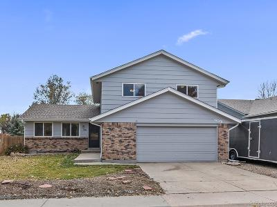Single Family Home Under Contract: 13868 West 66th Way